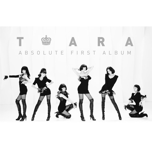 TIARA T-ARA Absolute First Album K-POP CD SEALED kpopgate