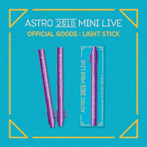 ASTRO 2016 MINI LIVE Thankx AROHA OFFICIAL GOODS LIGHT STICK