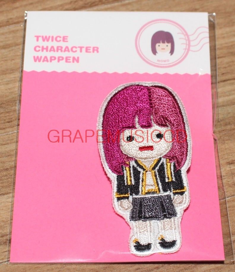 TWICE CHARACTER POP-UP STORE OFFICIAL GOODS MOMO CHARACTER