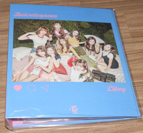 TWICE POP-UP STORE OFFICIAL GOODS Likey PHOTOCARD PHOTO