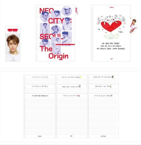 NCT 127 1st Tour NEO CITY SEOUL The Origin OFFICIAL GOODS