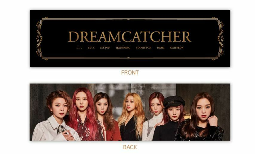 Dreamcatcher concert INVITATION FROM NIGHTMARE CITY OFFICIAL
